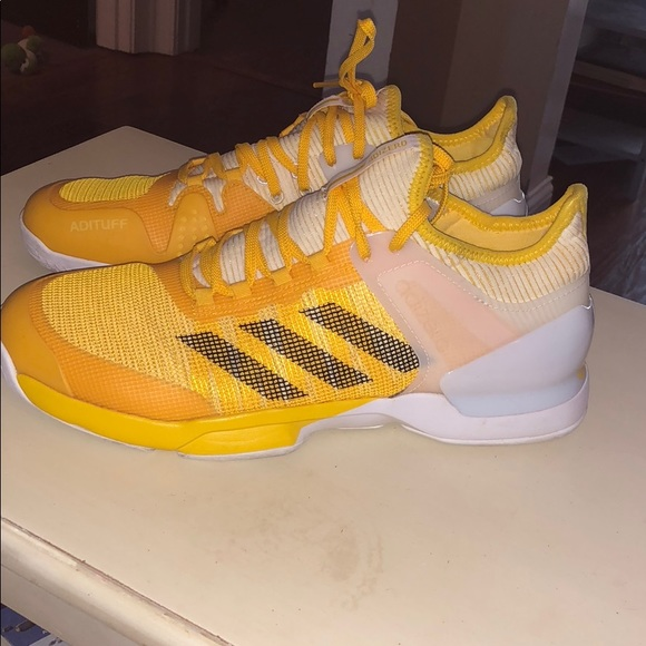 df698835aac adidas Other - Adidas Men s Adizero Ubersonic 2 Tennis Shoe